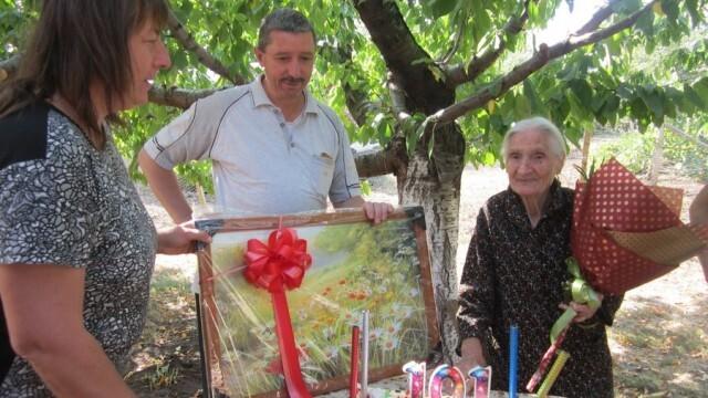 Жителка на село Бреница отпразнува своя 101 рожден ден