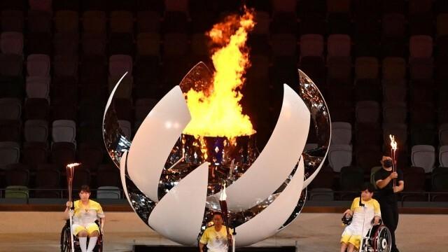 Параолимпийските игри бяха официално открити в Токио