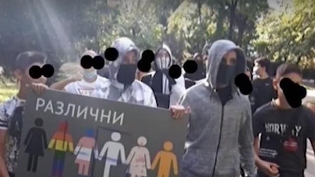 Хомофобски бой между ученици в Пловдив (ВИДЕО 18+)