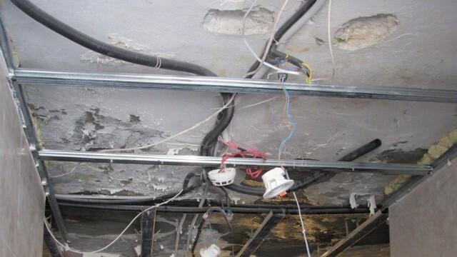 Куполът на Пантеона протече след ремонта