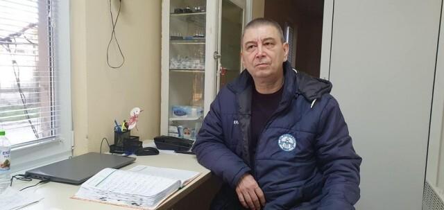 Димитър Димитров, прокурист на болницата в Бяла: Има наплив за работа в ковид отделението
