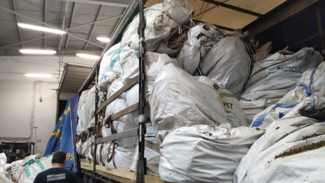 Над 4,5 тона индустриален коноп задържаха на ГКПП