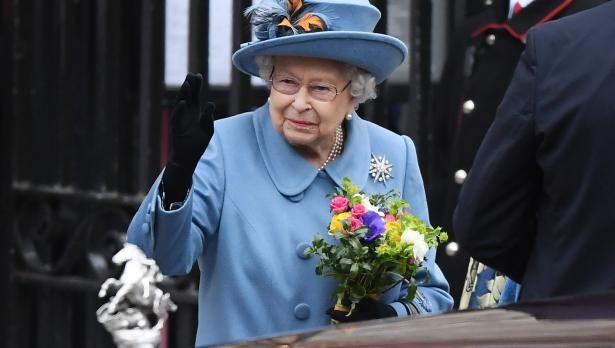 Вижте какво каза на поданиците си Елизабет II във времена на криза
