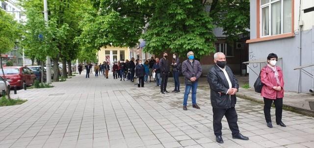 Над 20 000 души в Русенско вече са ваксинирани с първа игла