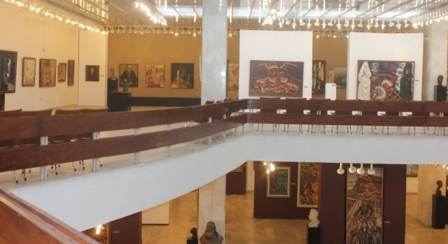 Плевен е домакин на международна изложба с мозайки от осем държави