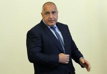 Борисов се разгневи от въпроси в интервю