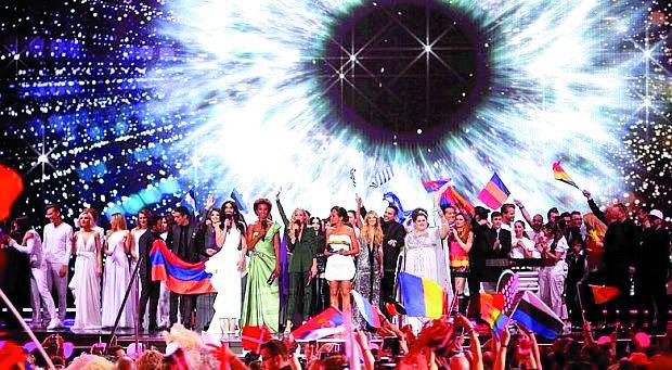 10 изпълнители се класираха за финала на Евровизия