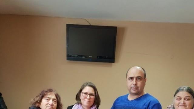 Плевен: С помощта на депутата Владислав Николов възрастни хора ще посрещнат празниците в ремонтиран пенсионерски клуб
