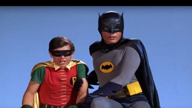 Продават на търг костюмите на Батман и Робин