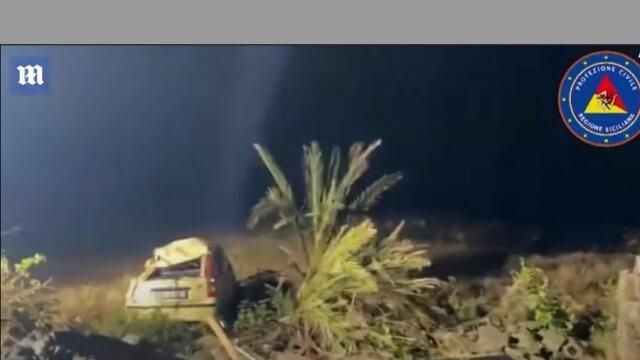 Торнадо вилня на италиански остров, взе две жертви