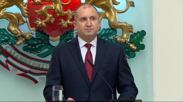 Румен Радев със заявка за нов мандат: Изминалото десетилетие показа какво не трябва да бъде управлението на една страна-член на ЕС
