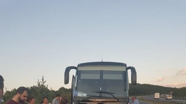 БГ куриоз: Междуградски автобус не докара пътниците до София... не му стигнала нафтата