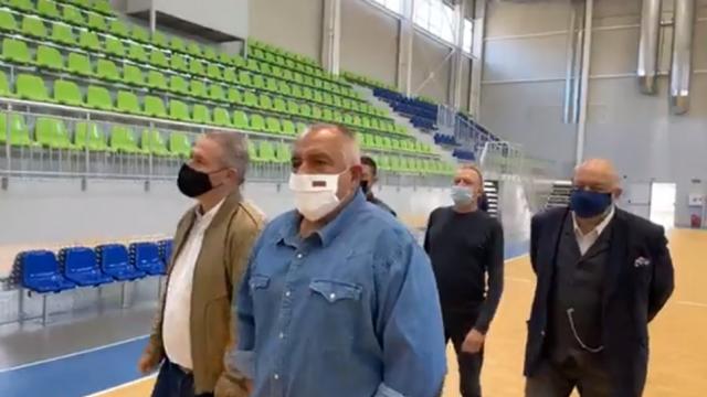 Борисов в Бяла: Конкурсите за отсечката Русе - Велико Търново са завършили (ВИДЕО)