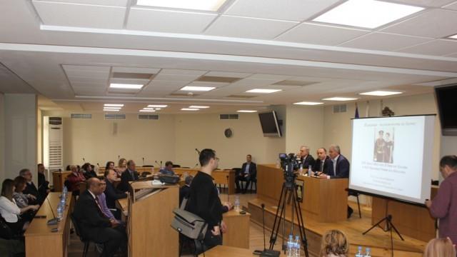 Възможностите за сътрудничество с плевенския бизнес представи почетният консул на Йордания