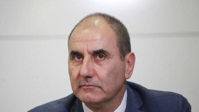 Цветанов обясни на какъв принцип ще е изградена партията му, намигна към Валери Симеонов