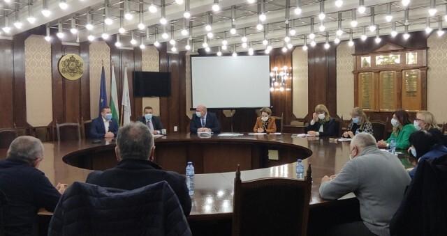 Пенчо Милков свика общинския кризисен щаб заради повишената заболеваемост от COVID-19