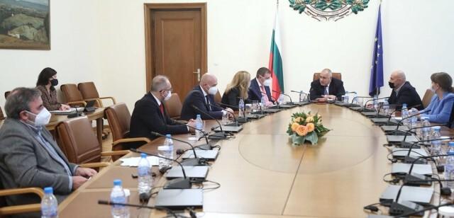Борисов разпореди Националният оперативен щаб за борба с COVID-19 да се възстанови