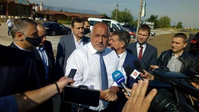 """Борисов: Какво общо имам аз с """"Левски"""", за да ми се пращат писма?"""