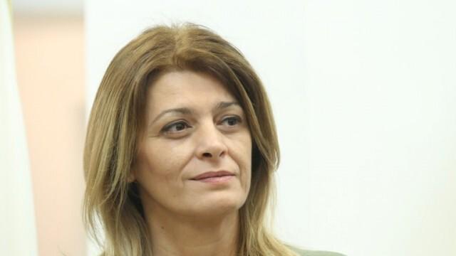 Десислава Радева е приета в болница
