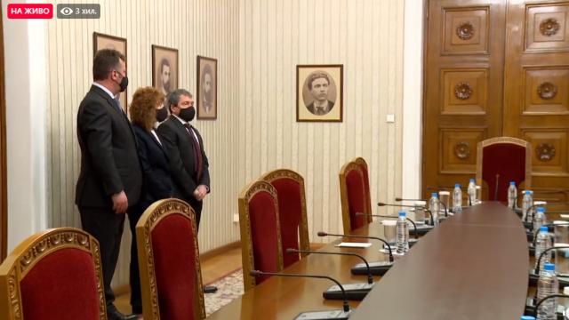 Тошко Йорданов след консултациите: Ще направим това, което сме обещали
