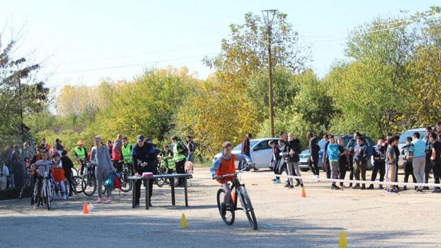 Над 80 участници се включиха във велопоход