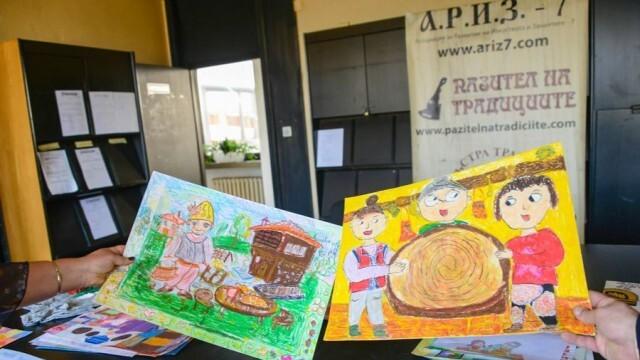 Национален конкурс за рисунка и литературна творба предизвиква деца да творят на тема