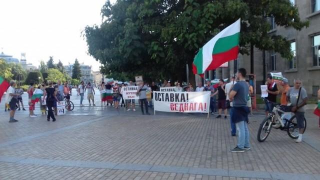 24-ти ден на протести в Русе (ВИДЕО)