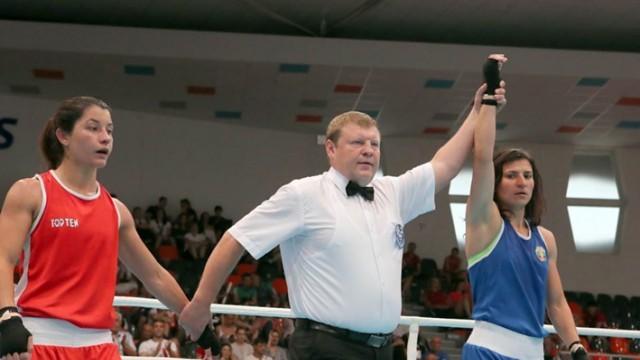 Втора победа за Стойка Кръстева на ринга в Лондон, олимпийската квалификация се провежда без публика от днес