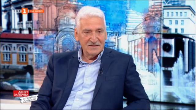 Красимир Велчев: ГЕРБ пак ще бъде първа политическа сила