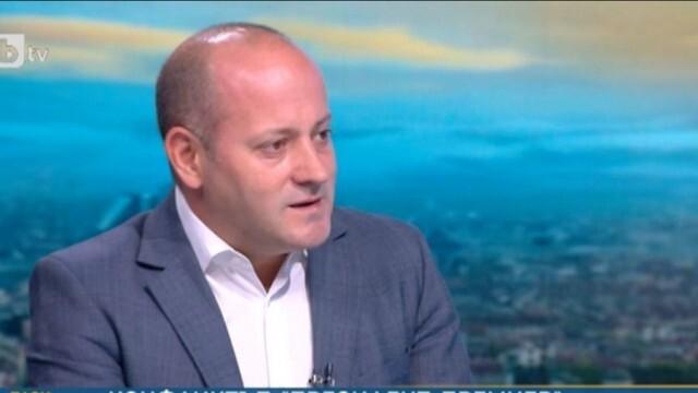 Радан Кънев: Има огромен интерес в Европейския съюз към България заради протестите