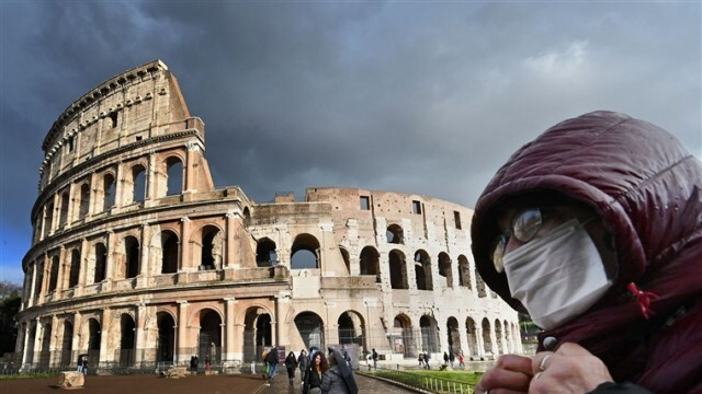 Италия в локдаун до 5 март