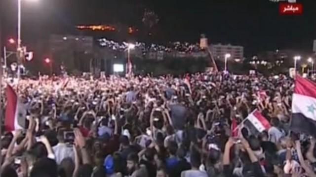 С 95% Башар Асад е преизбран за четвърти път за президент на Сирия