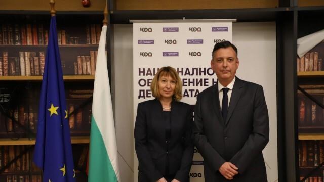 Цветанов и Москов се спряха на журналист и лекар за кандидатпрезидентска двойка
