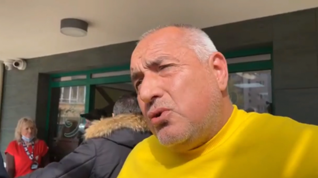 Борисов най-накрая призна: Влизам в битка за президентството (ВИДЕО)