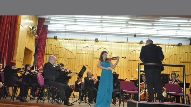 Плевенската филхармония отново развълнува меломаните с прекрасен концерт