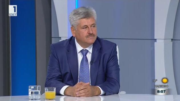 Бюрхан Абазов води листата на ДПС в Русе, втори е Дауд Ибрям