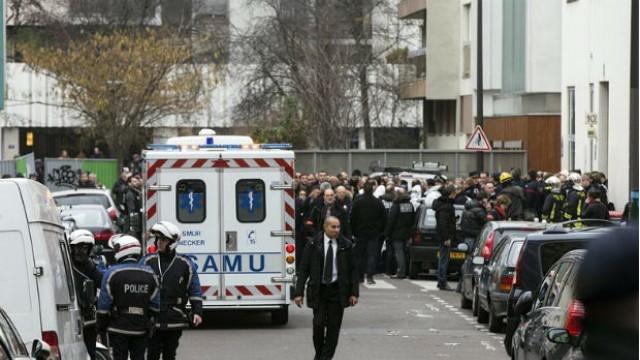 Франция: 12 убити при нападение срещу редакция на списание