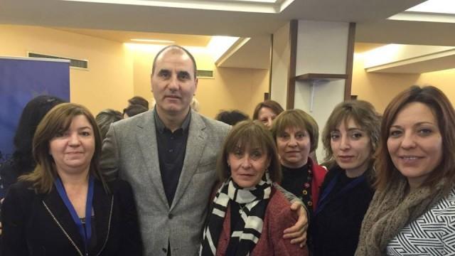 Представителки на Плевен участваха в Третата политическа академия на Жени ГЕРБ