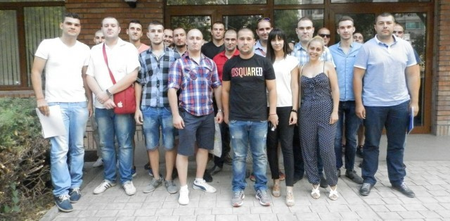 Младежи ГЕРБ - Плевен учредиха своя общинска структура