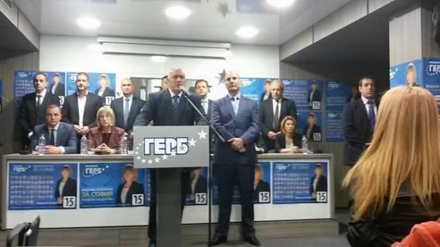 Борисов изригна за Плевен в национален ефир