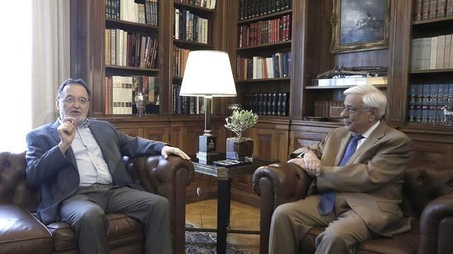 Отцепник от СИРИЗА получи мандат за сформиране на кабинет в Гърция
