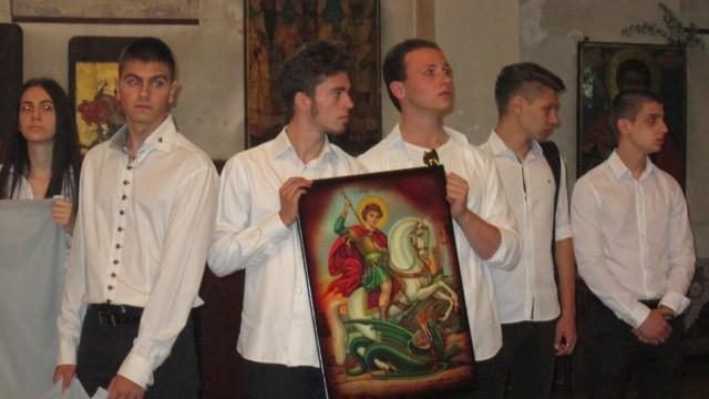 Свети Георги Победоносец става закрилник на Плевен