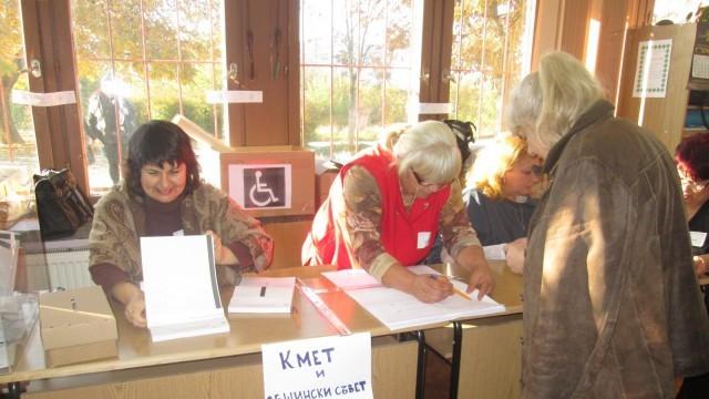 Към 13 часа: 22,68% е избирателната активност в община Плевен