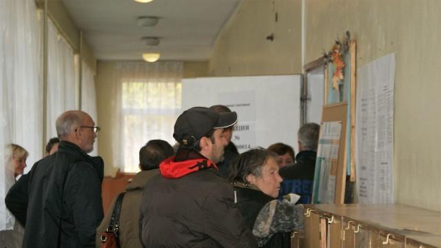 Към 10 часа: 11,56 % е избирателната активност в област Плевен