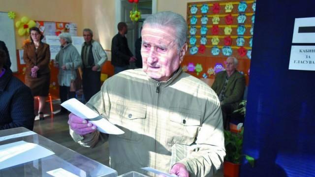 Радев получи в Ловеч 20 845 гласа, Цачева е втора с 16 127 гласа