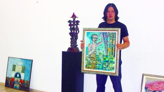 Над Плевен: 50 творби участват в благотворителната изложба за набиране средства за паметник на Емил Димитров
