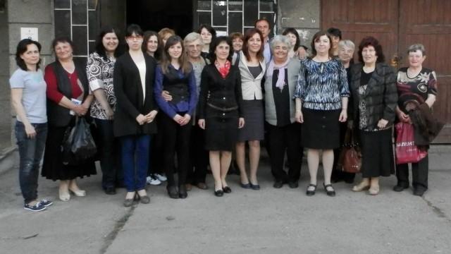 Жени ГЕРБ със структура и в община Левски