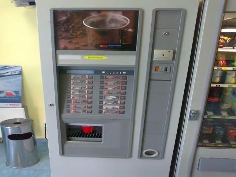 Задържаха 31-годишен при опит да обере кафеавтомат в Плевен