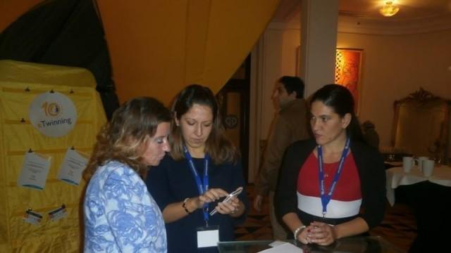 Учителка от Левски участва в конференция в Брюксел