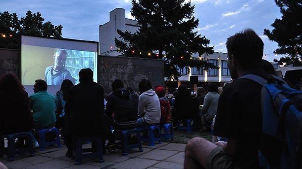 Пътуващото лятно кино гостува и в Плевен